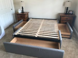 Reuse for beds